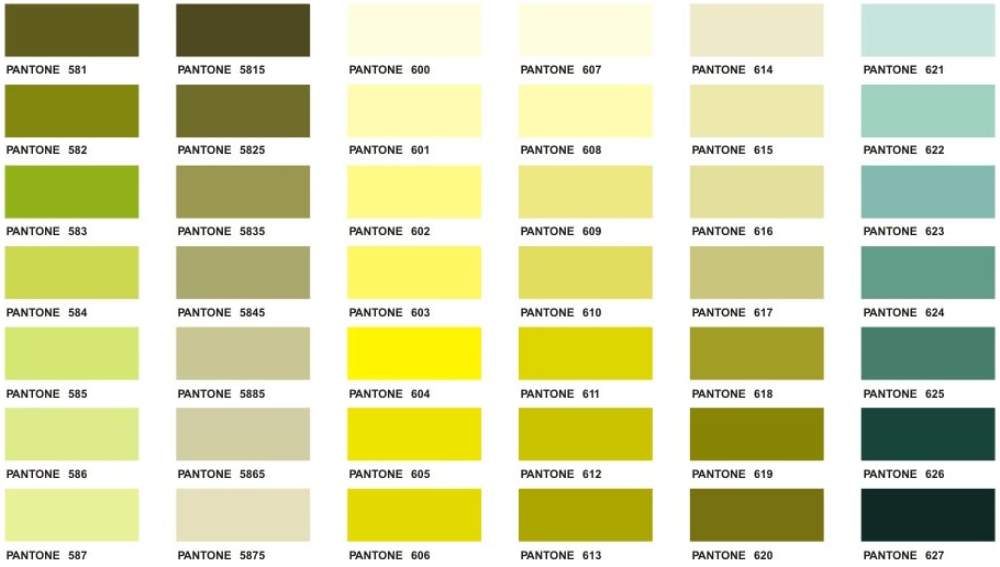 PANTONE CH20 -- Click to enlarge