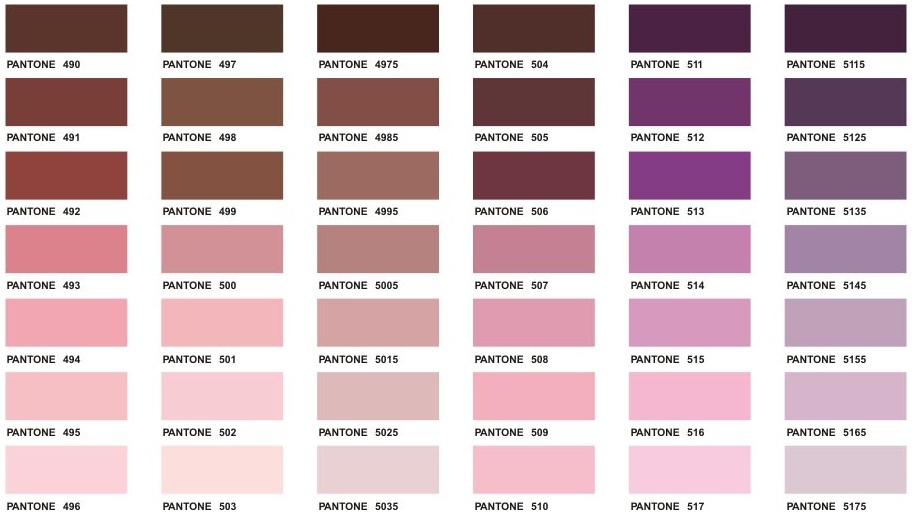 PANTONE CH16 -- Click to enlarge