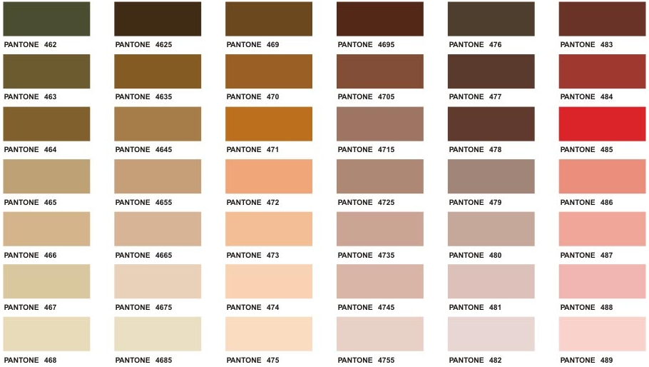 PANTONE CH15 -- Click to enlarge